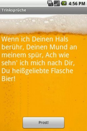 View bigger - German Drinking Toasts for Android screenshot