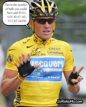 Lance Armstrong Denies Doping as Accused by USADA