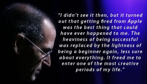 Steve Jobs' Most Profound Quotes