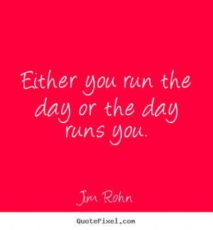 The treasury of quotes by jim rohn