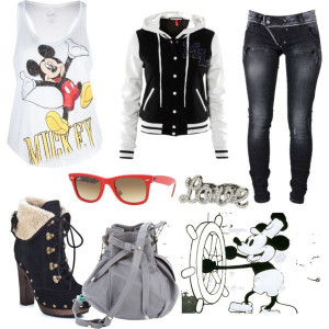 Mickey Mouse Swag Tumblr