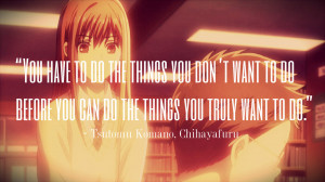 home quotes anime quote chihayafuru