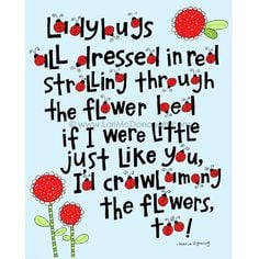 Ladybugs love by whimsystudios on Etsy, $18.00 More