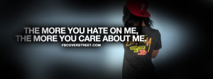 Funnies pictures about Why Hate On Me Quotes