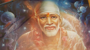 Hindu God Shirdi Wale Sai Baba Desktop Background 3D Wallpaper