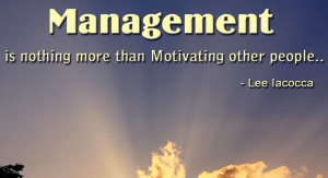 Management Quotes and Sayings