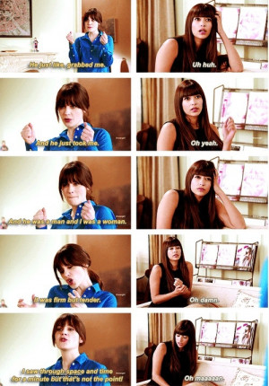 ... image include: quotes, new girl, jess day, jessica day and jess x cece