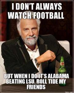 Funny Alabama Football Jokes