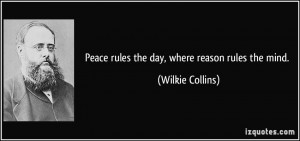 More Wilkie Collins Quotes