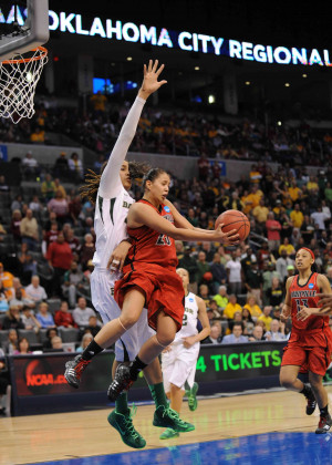 Shoni Schimmel guided Louisville past Baylor and Tennessee. Can the ...