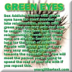 Sayings About Green Eyes | zodiac N quotes :: greeneyes.jpg picture by ...
