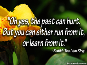 about learning from the past the past is where you learned finding ...