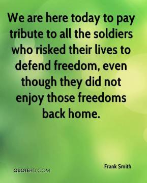 Tribute Quotes