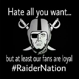 Raider Nation ♥