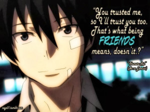 ... go like anime quotes on facebook for a ton more awesome anime quotes