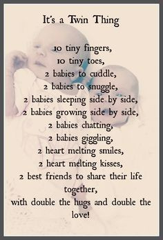 twin quote more twin poems it a twin things poems jpg twin girls ...