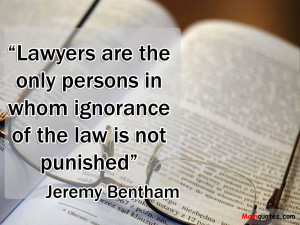 Law and Lawyers Quotes Images and Pictures