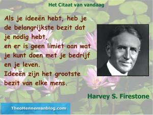 Harvey S Firestone Je idee n