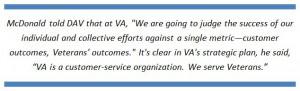 VA Secretary McDonald delivers keynote speech during Disabled American ...