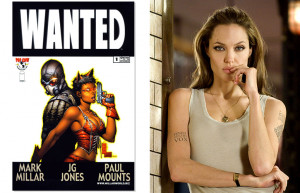 Comic book : Wanted (2003-2005)