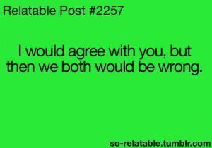 funny humor jokes fight joke relate argument arguing relatable ...