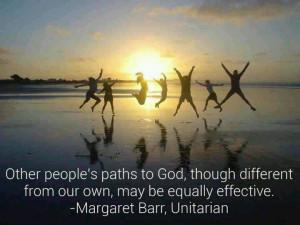 Unitarian quote