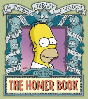 The Homer Book (Simpsons Book of Wisdom)
