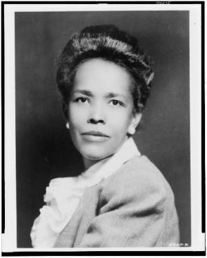 TRUE FASHION ICON: Happy Birthday Ms. Ella Baker