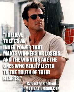 ... celebrities motivation quotes celebrities quotes sylvester stallone