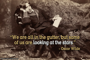 Inspirational Wallpaper Quote Oscar Wilde Words