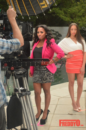 Keshia Knight Pulliam The New Ambassador For Hairfinity Chats About