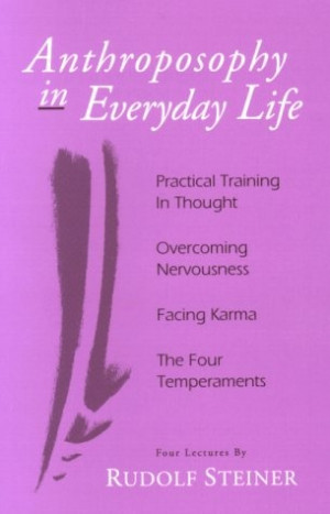 Bestseller Books Online Anthroposophy in Everyday Life Rudolf Steiner ...