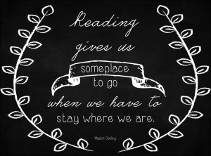 Summer = Reading Books on My List