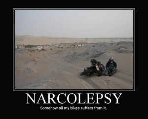 Funny Narcolepsy Todays funny.