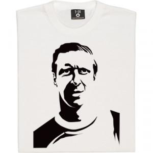 Jack Charlton T-Shirt. A member of the 1966 World Cup winning team ...