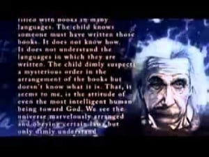 Albert Einstein Quotes Religion Albert einstein on god the