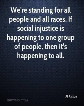 Social Injustice Quotes