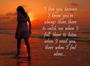 When I Feel Alone Short Love Poems For Her That Will Make Her Cry