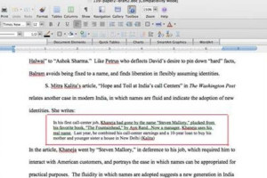 How do you quote a paragraph from a book into an essay?