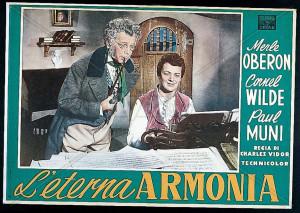 Eterna Armonia Cornel Wilde...