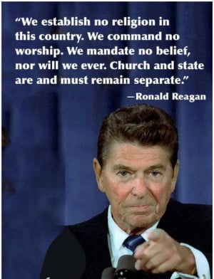 ... are going to constantly quote Ronald Reagan, then let them quote this
