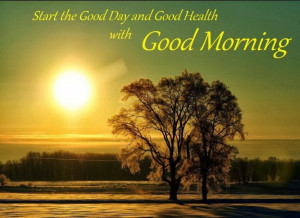 Good Morning Pictures Quotes