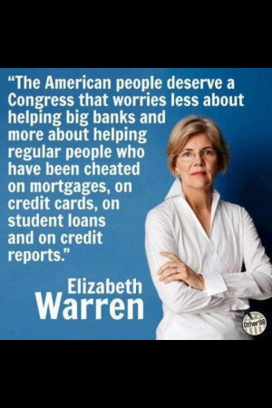Elizabeth Warren Quote