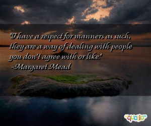 Quotes About Islamic Manners And Etiquette