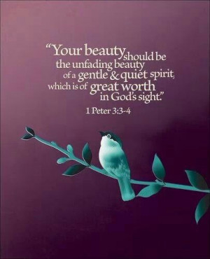The worth of a beautiful spirit...