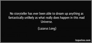 More Lazarus Long Quotes
