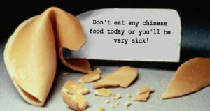 35 Funny Fortune Cookie Quotes - 3