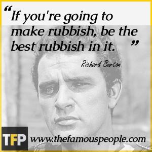 Richard Burton Biography