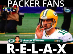 Aaron Rodgers to Packer Fans: