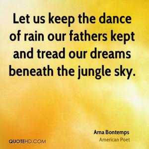 Let It Rain Quote